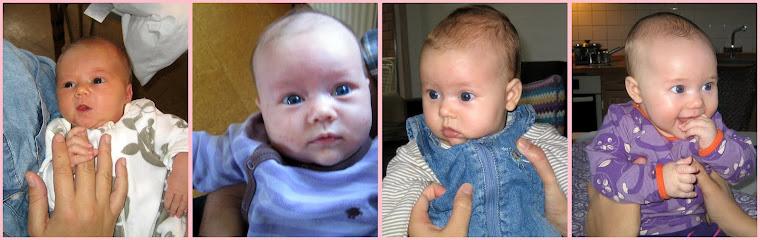 Frida 0-3 måneder
