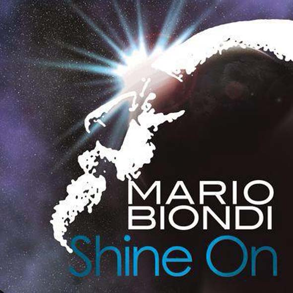 Cover Mario Biondi - Shine On
