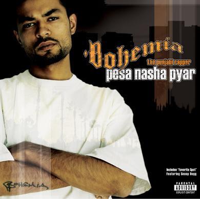 Punjabi Rap Star Bohemia