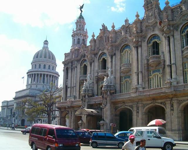 The Beautiful City of Havana, Cuba