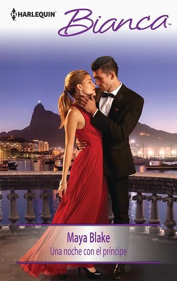 Maya Blake - Una noche con el príncipe | DESCARGAS NOVELAS
