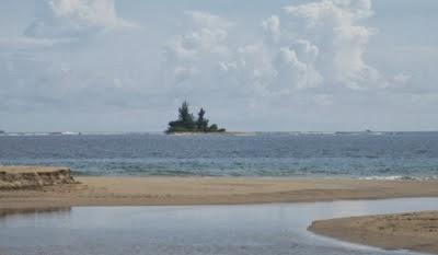 air laut surut