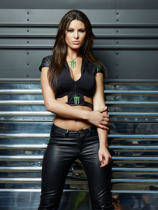 sexy girls of monster energy damn cool pictures. Black Bedroom Furniture Sets. Home Design Ideas