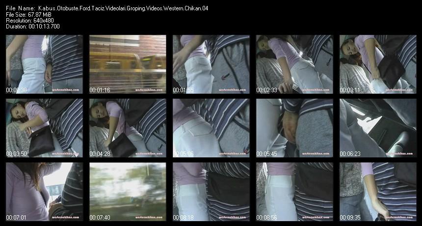 Kabus Otobuste Ford Taciz Videolari Groping Videos Western Chikan #10