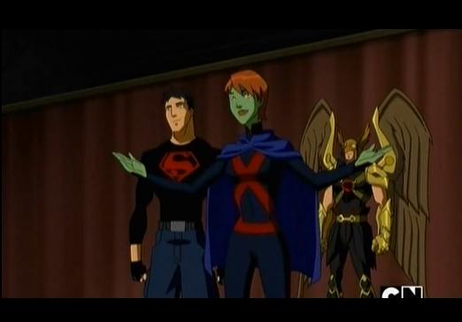 Young Justice Superboy And Miss Martian Get Back Together The Blog Of EspanolBot...