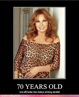 Raquel Welch Now