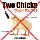 Two Chicks Talkin' Politics