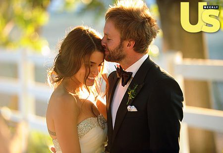 Nikki Reed' wedding