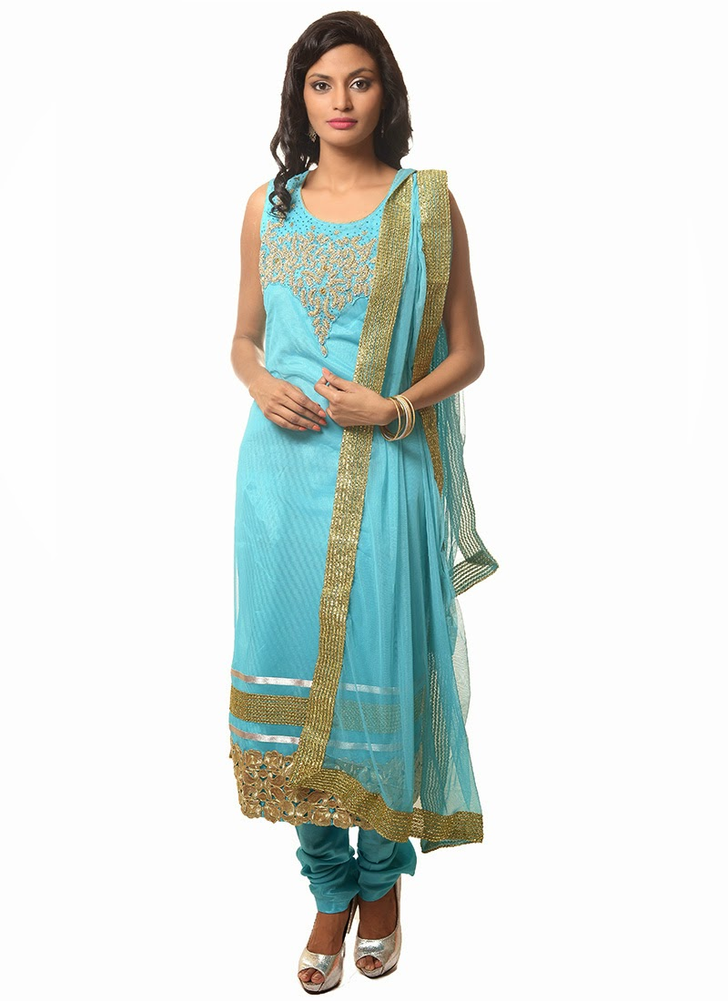 Sweeter global Arab and foreign Maudhae: Engaging Anarkali Suits