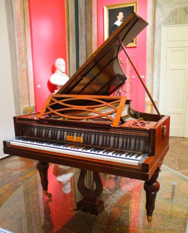 Bolonia Muzeum Muzyki
