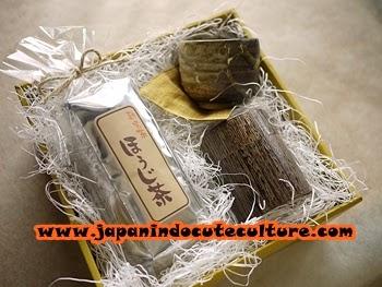 Hikedemono Souvenir Pernikahan Jepang