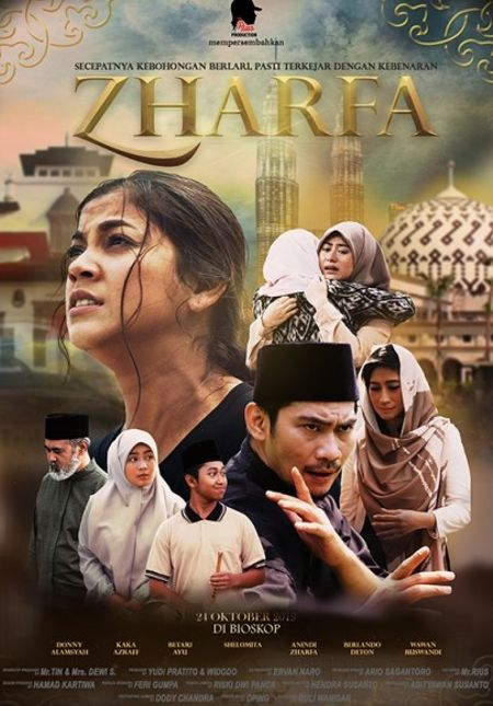 7 NOVEMBER 2019 - ZHARFA (Malay / Indonesian)