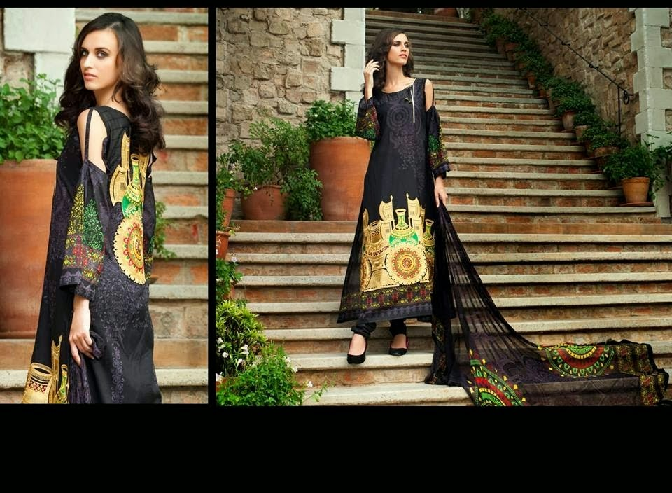 Mahiymaan Printed Summer Dresses