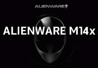Dell Alienware M14x notebook image