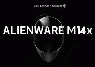 Dell Alienware M14x notebook image