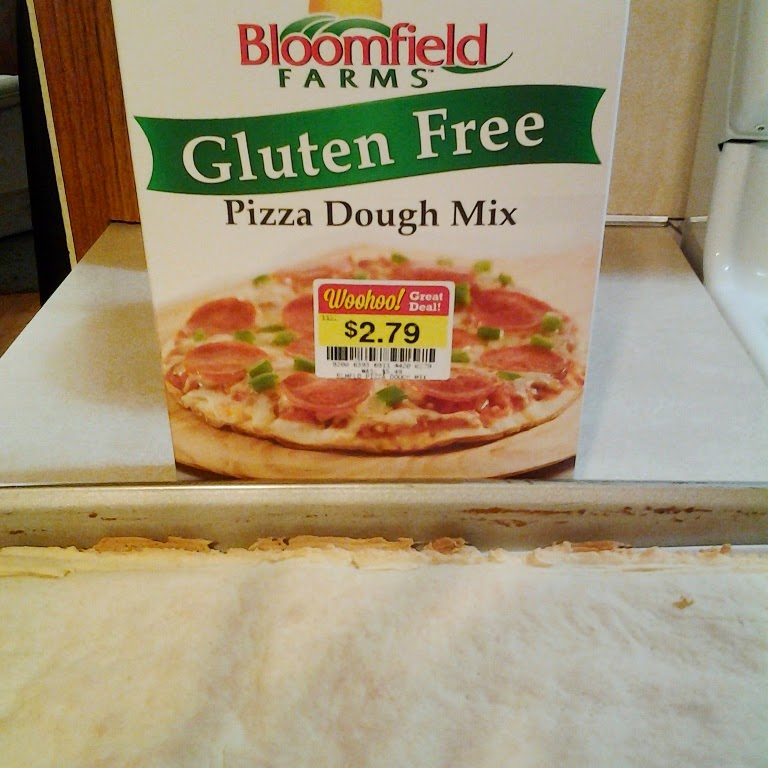 Bloomfield Farms Pizza Crust Mix MI Gluten Free Gal