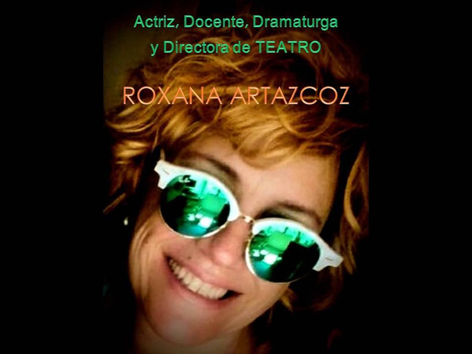 Roxana Artazcoz Teatro