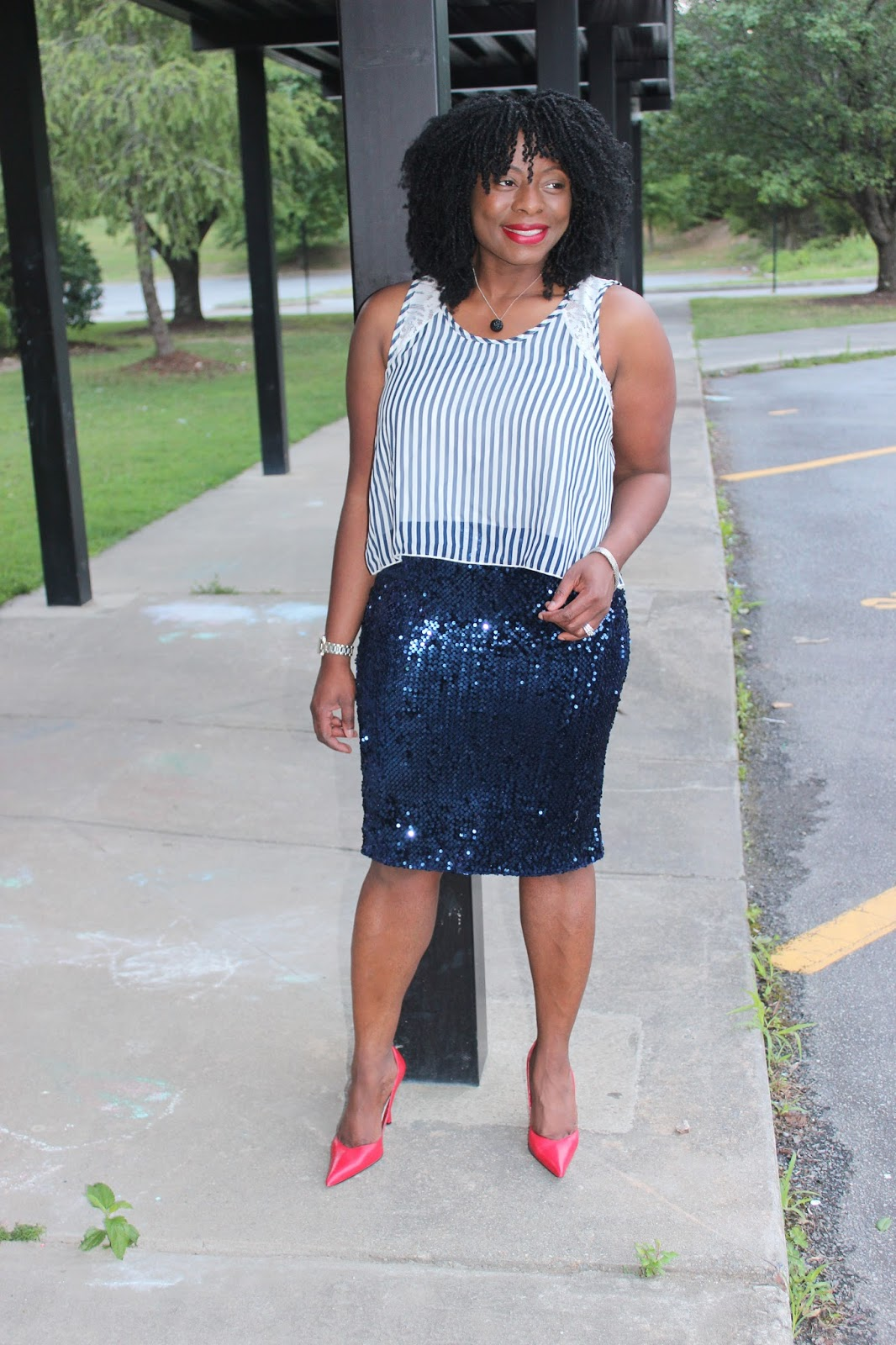 JustJewels4U: Vintage and Thrift: Red White Blue & Thrift - photo#18
