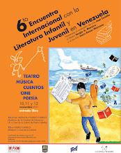6to Encuentro con la literatura infantil y juvenil en Venezuela