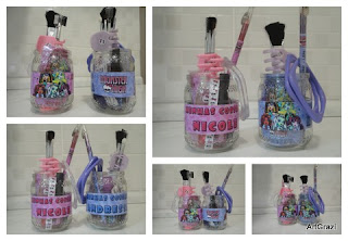 Esmalte, gloss, prendedores da Monster High