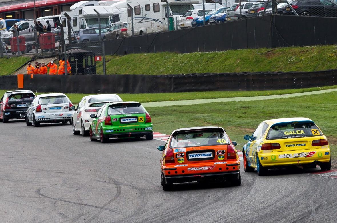 Tegiwa Civic Cup, samochody do sportu, Honda, liga wyścigowa