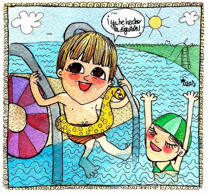 En la pisci