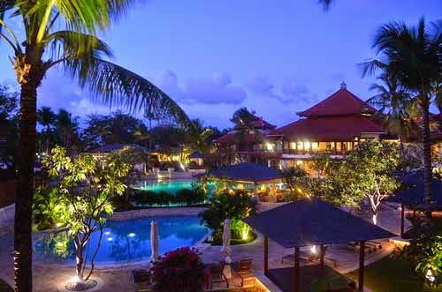 Hotel Pantai Kuta Bali
