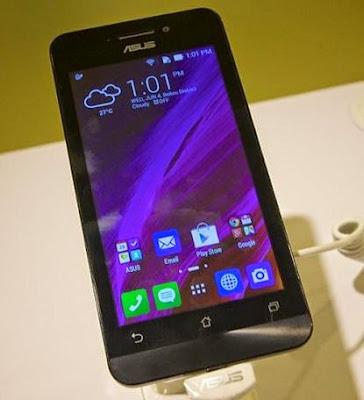 Cara Flash Ulang Asus Zenfone 4S (A450CG) Bootloop
