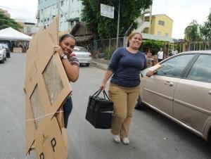 Inicia la entrega de los materiales para elecciones