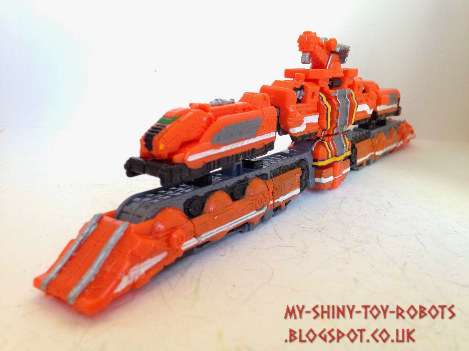 Up close with the Build Ressha
