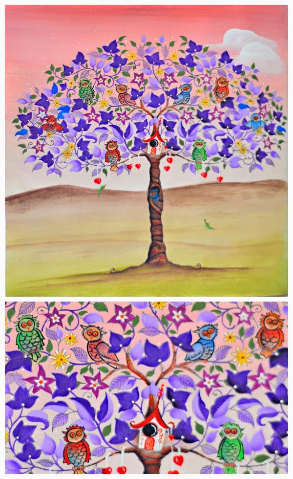 Atelier Gina Pafiadache Livro Jardim Secreto  Secret Garden
