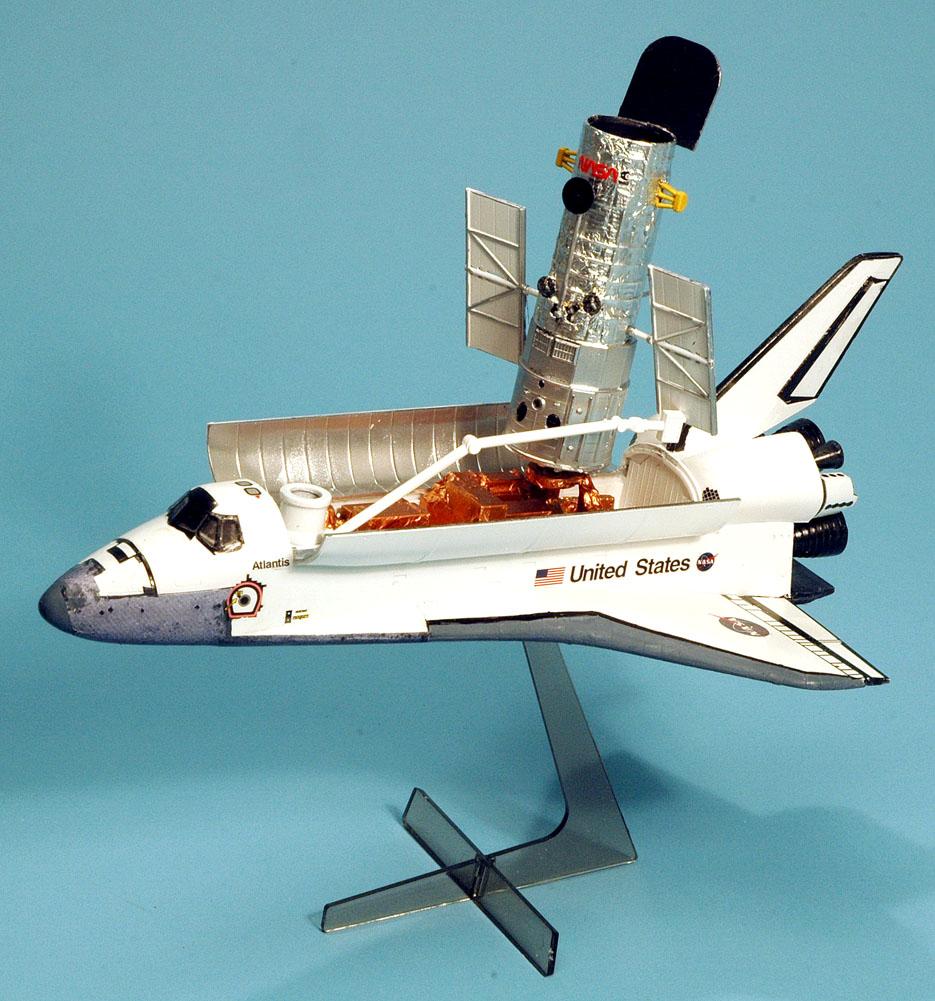 pvc model hubble space telescope - photo #12