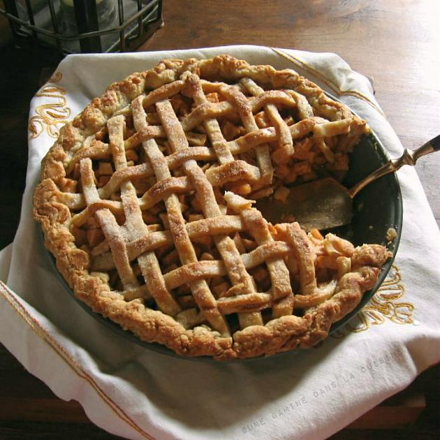 Lee's Apple Pie | une gamine dans la cuisine