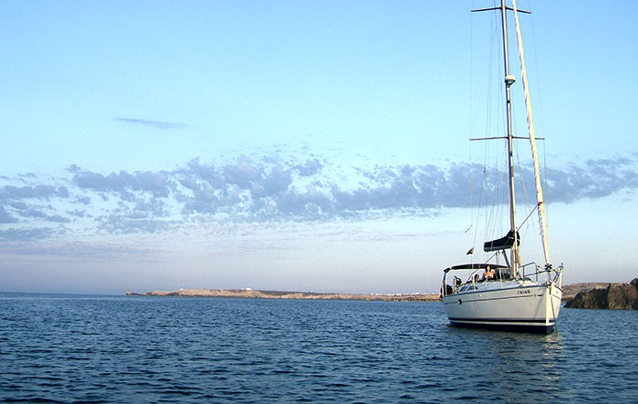 Alquiler veleros en Barcelona