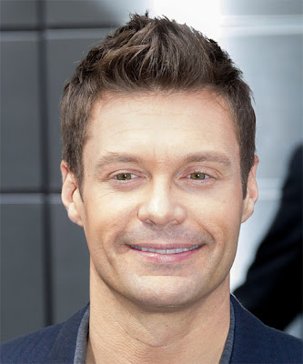RYAN SEACREST CASUAL FORMAL HAIR STYLE
