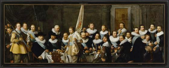 Los burgueses del Siglo de Oro toman el Hermitage de Ámsterdam