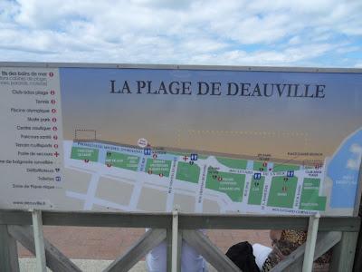 deauville panneau