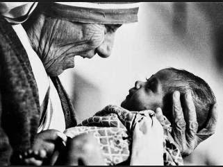 """""""La paz comienza con una sonrisa""""."""