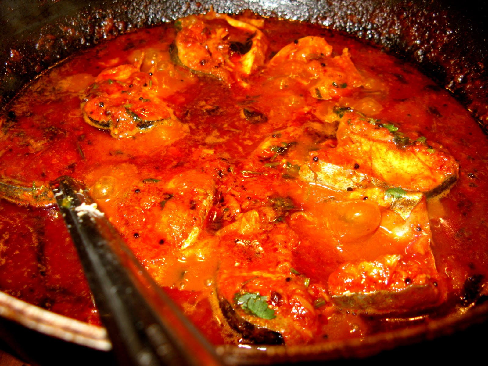 how to make fish curry south indian style