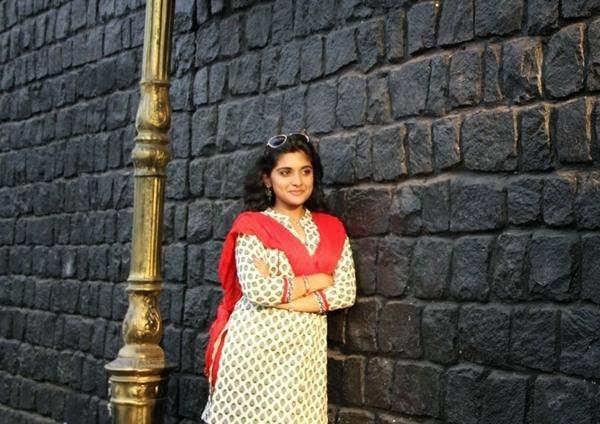 Niveda Thomas In Veruthe Oru Bharya Actress Niveda Thomas ...