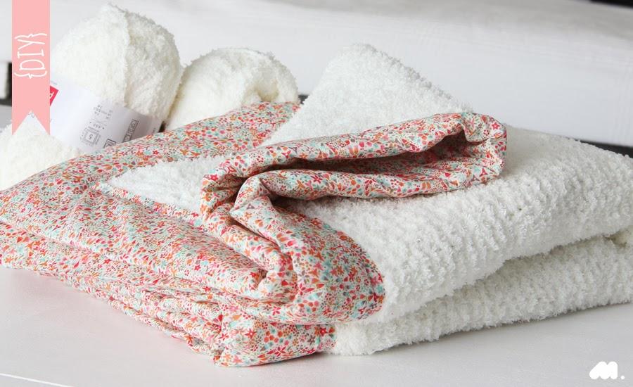 diy couverture bébé Minigougue: DIY Tricot, une couverture pour bébé ! diy couverture bébé