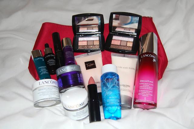 lancome skincare gifts