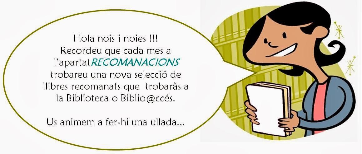 http://biblioaccesrapita.blogspot.com.es/p/recomanacions.html