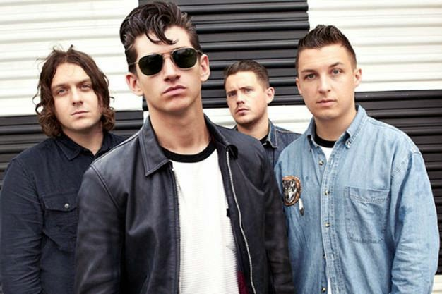 Profil dan Biografi Lengkap Arctic Monkeys