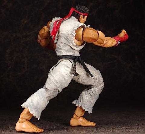 Play Arts Ryu