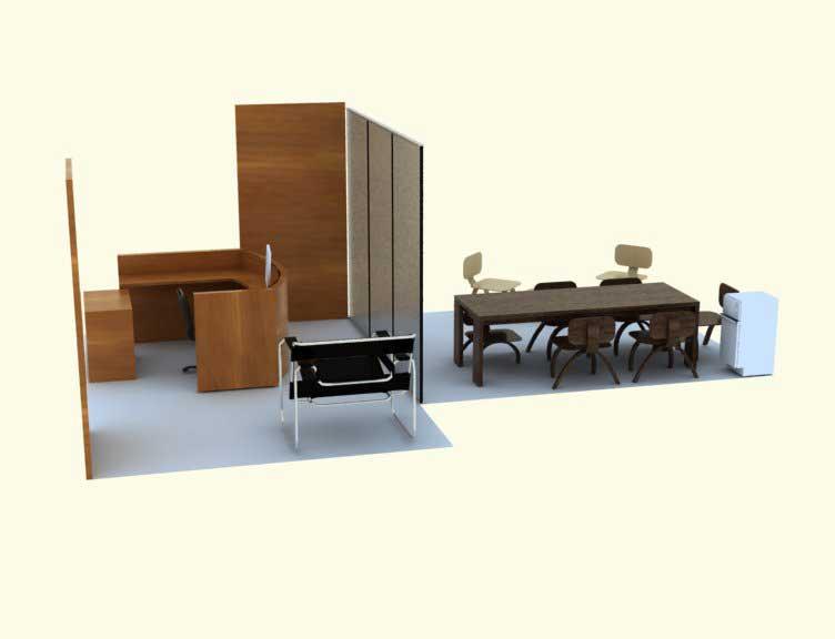 Paraula mobiliario oficina y dise o de espacios for Mobiliario oficina diseno