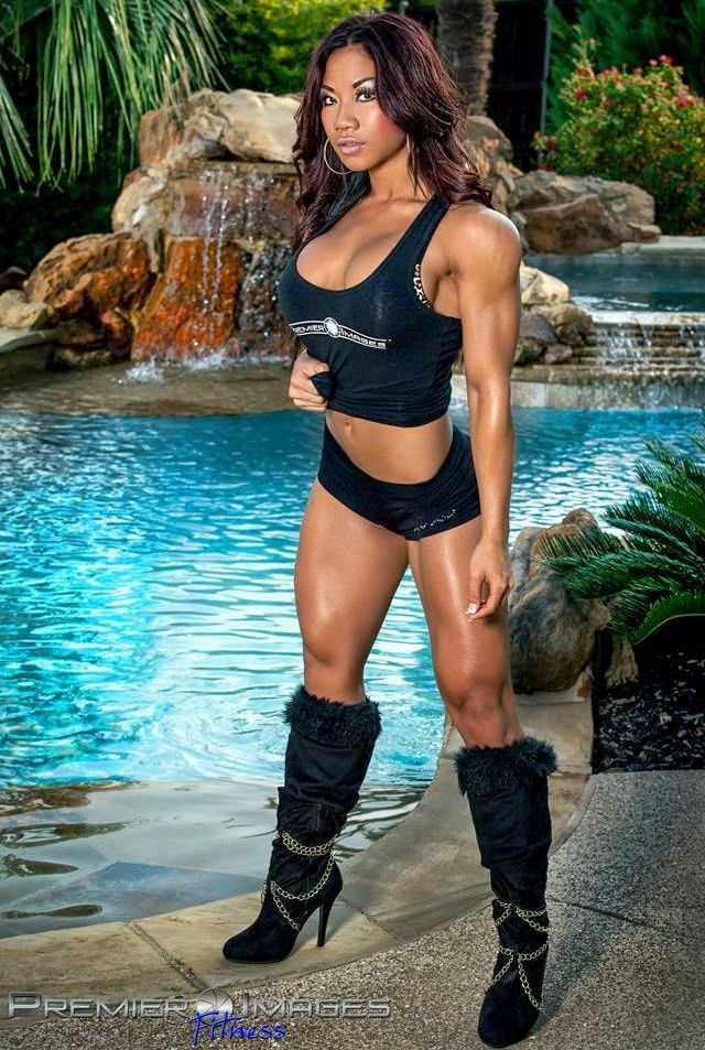 Tina Nguyen, female fitness, female fitness model, female fitness models