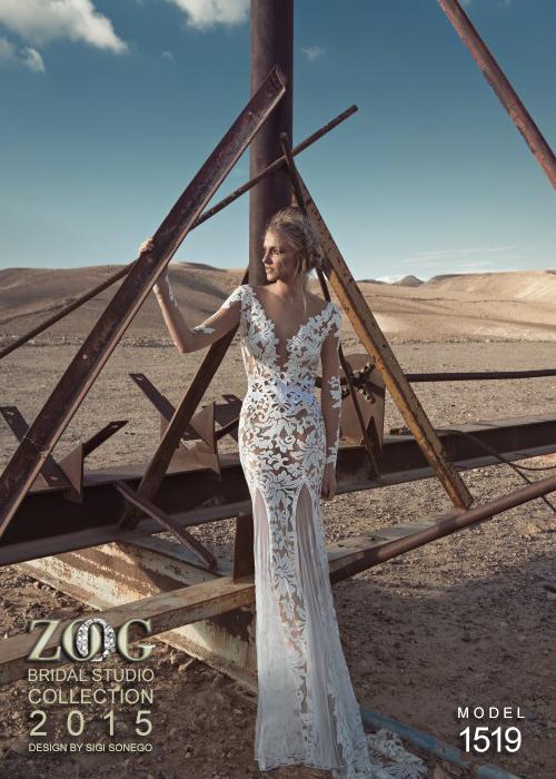 Lindos vestidos de novias | Boda espectacular Zoog nupcial