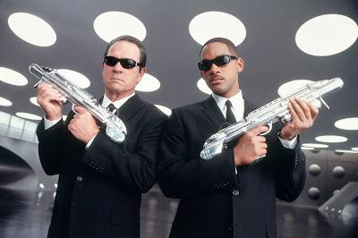 1997 - MIB: Homens de Preto