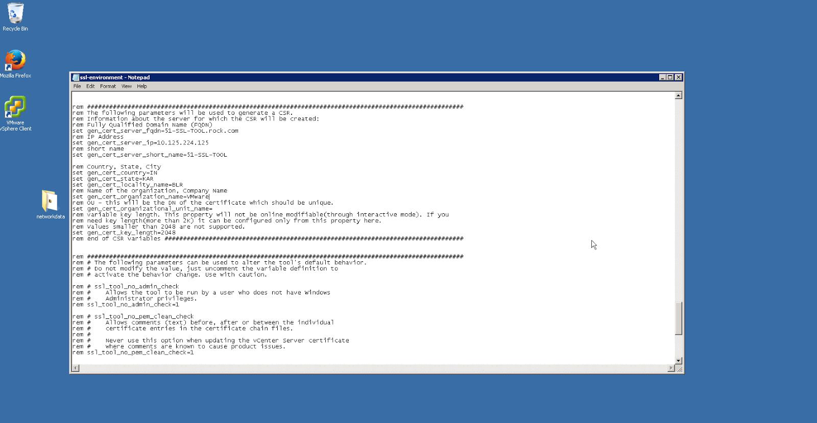 Vmware vcenter ssl certificate 101 note make sure the microsoft ca is configured to create vcenter server certificate httpsslvc101spotpblog pageml xflitez Images